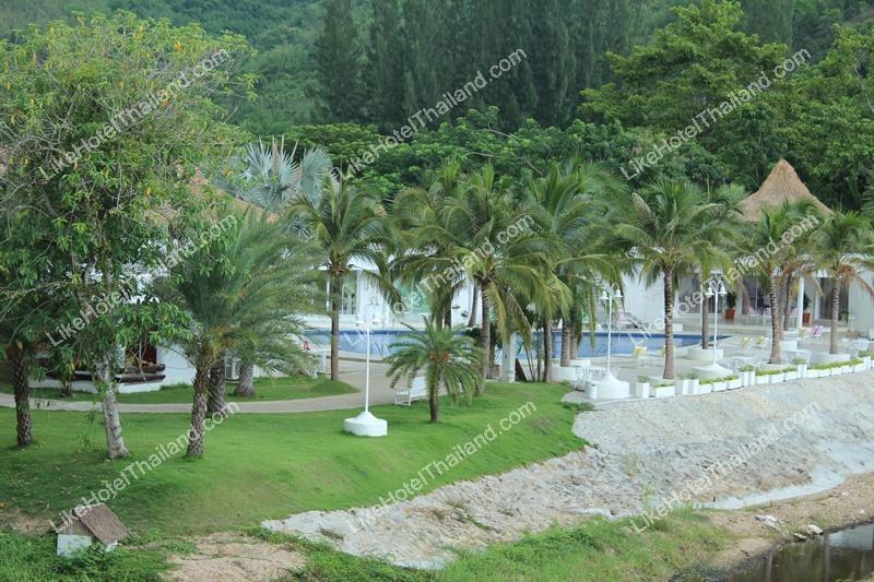 รูปของโรงแรม โรงแรม บ้านอ้อมกอดขุนเขา ราชบุรี