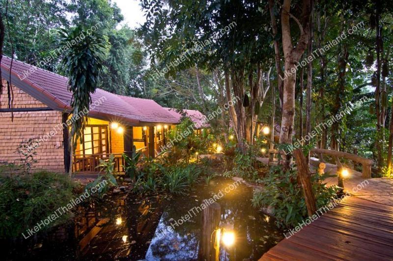 รูปของโรงแรม โรงแรม โฮมพุเตย ริเวอร์แคว รีสอร์ท กาญจนบุรี