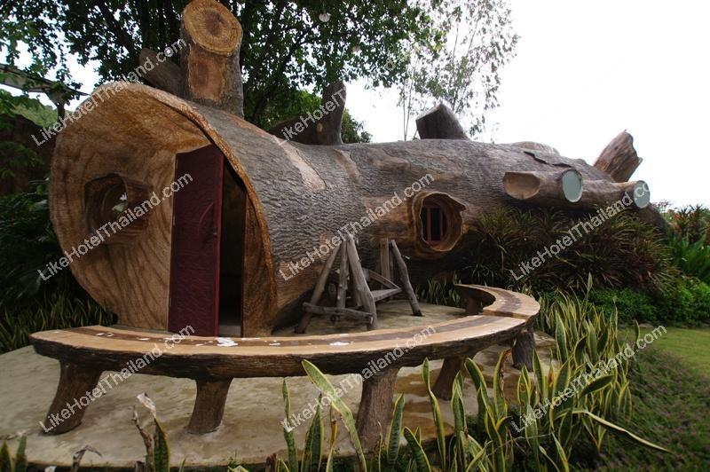 บ้านขอนไม้