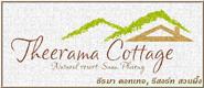 รูปโลโก้ ของ โรงแรม ธีรมา คอทเทจ รีสอร์ท สวนผึ้ง ราชบุรี
