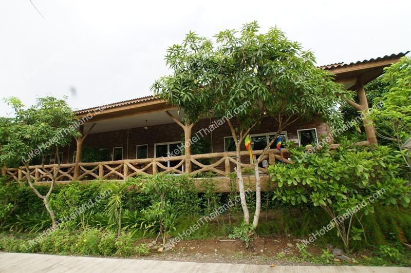 รูปของโรงแรม โรงแรม ธีรมา คอทเทจ รีสอร์ท สวนผึ้ง ราชบุรี