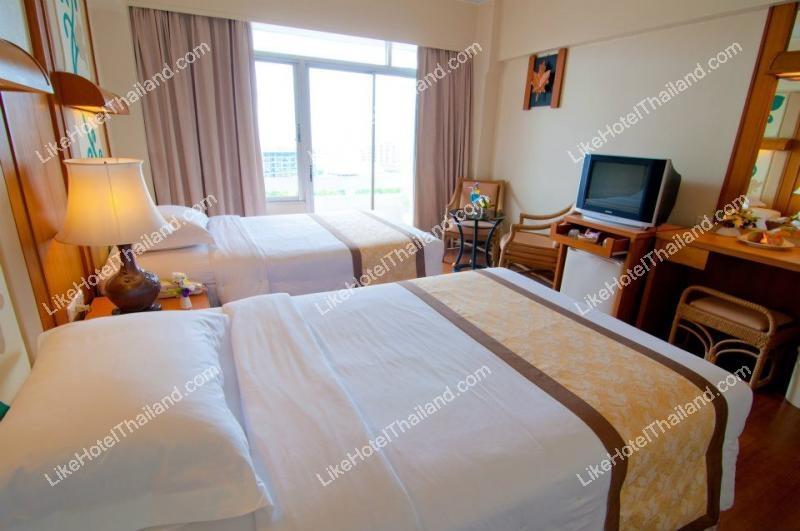 โรงแรม โกลเด้นท์ บีช พัทยากลาง (หลังห้างเซ็นทรัล)