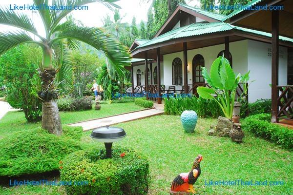 โรงแรม อีเด็น บังกะโล รีสอร์ท ป่าตอง