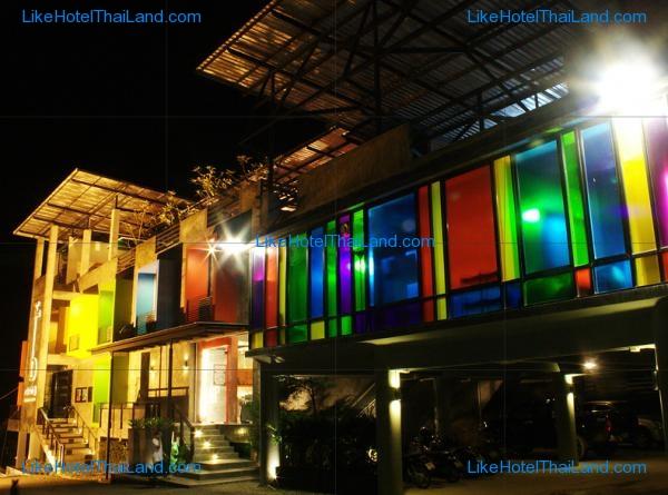 โรงแรม เดอะ บี ระนอง เทรนด์ โฮเทล