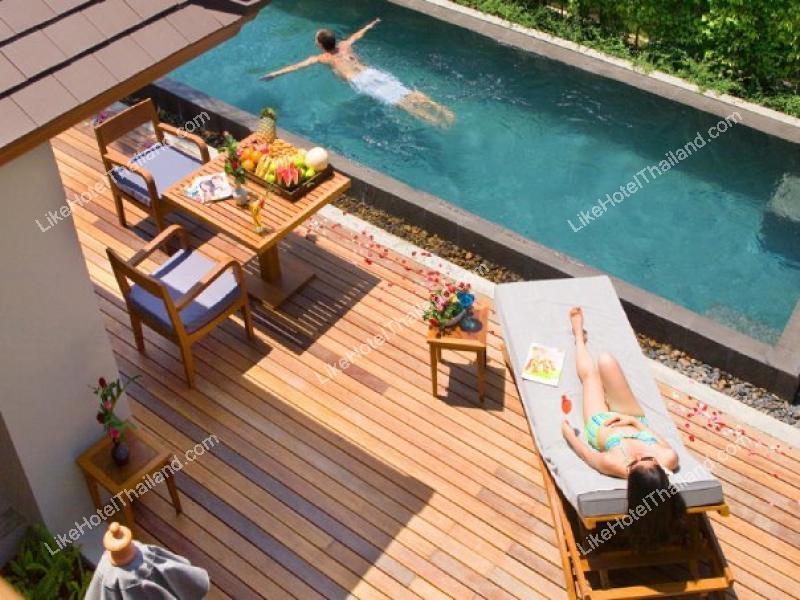 รูปของโรงแรม โรงแรม อาคา รีสอร์ท กุฏิ หัวหิน