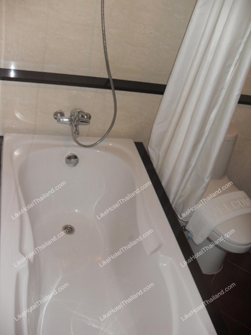 รูปของโรงแรม โรงแรม ฟิฟธ์ จอมเทียน เดอะ เรสซิเดนซ์ หาดจอมเทียน