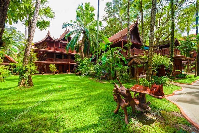 รูปของโรงแรม โรงแรม รอยัล ภาวดี วิลเลจ ป่าตอง จังหวัดภูเก็ต