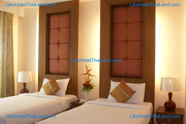 โรงแรม ไอยรา พาเลส พัทยาเหนือ ชลบุรี