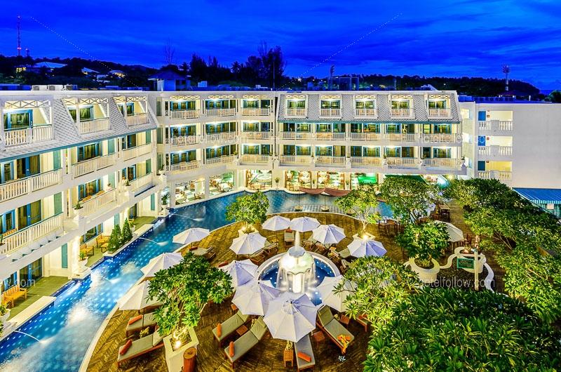 รูปของโรงแรม โรงแรม อันดามัน ซีวิว หาดกะรน ภูเก็ต