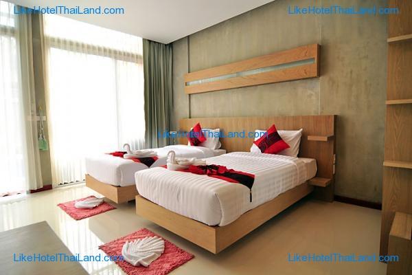 รูปของโรงแรม โรงแรม ภูนานา บูติค โฮเทล ภูเก็ต