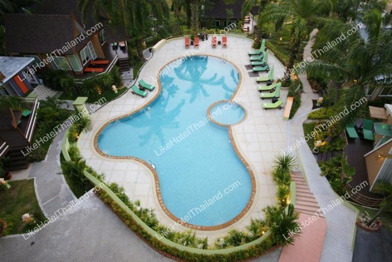 รูปของโรงแรม โรงแรม ปาล์ม พาราไดซ์ รีสอร์ท