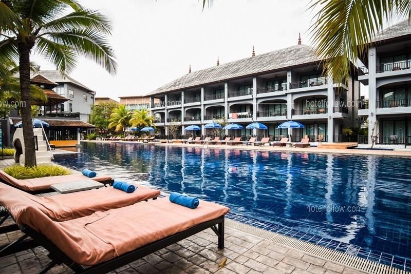 โรงแรม รามาด้า บาย วินด์แฮม อ่าวนาง กระบี่ (ชื่อเดิม อ่าวนาง นาคาปุระ รีสอร์ทแอนด์สปา)