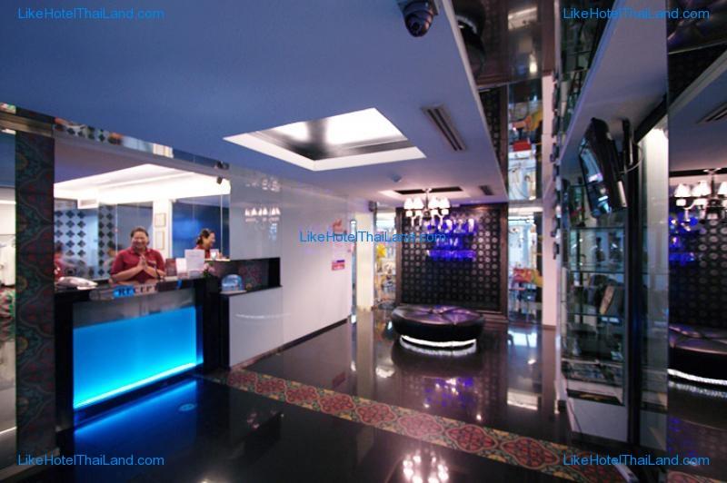 โรงแรม เดอะ โคซี่ อินน์ ประตูน้ำ กรุงเทพ