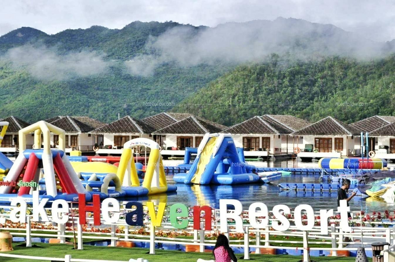 รูปของโรงแรม โรงแรม เลคเฮฟเว่น รีสอร์ท แอนด์ ปาร์ค กาญจนบุรี