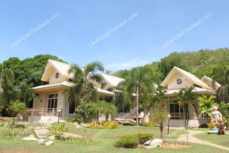 รูปของโรงแรม โรงแรม นางพญารีสอร์ท ปราณบุรี บ้านพักเป็นหลัง