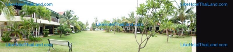 รูปของโรงแรม โรงแรม ดอลฟิน เบย์ รีสอร์ท หาดสามร้อยยอด