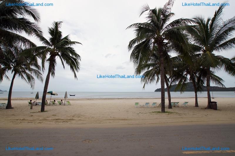 โรงแรม ดอลฟิน เบย์ รีสอร์ท หาดสามร้อยยอด