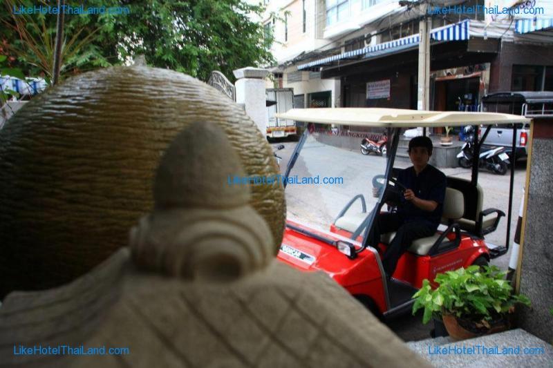 โรงแรม เดอะ เบสท์ บางกอก เฮ้าส์ ประตูน้ำ กรุงเทพ