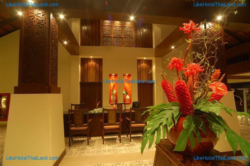 รูปของโรงแรม โรงแรม เดอะ บริซา บีช รีสอร์ท เขาหลัก