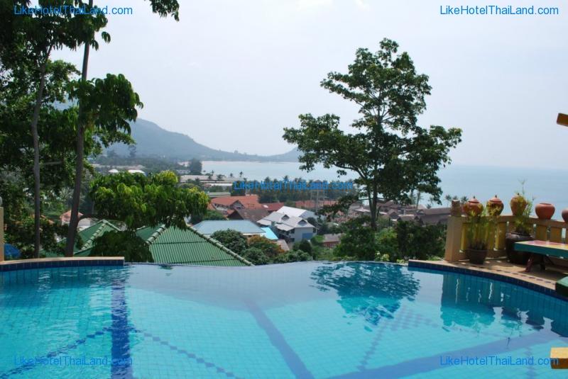 รูปของโรงแรม โรงแรม วฤนดา การ์เด้น รีสอร์ท เกาะสมุย