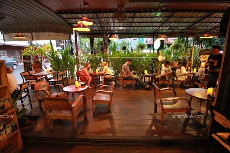 รูปของโรงแรม โรงแรม พาราซอล อินน์ เชียงใหม่