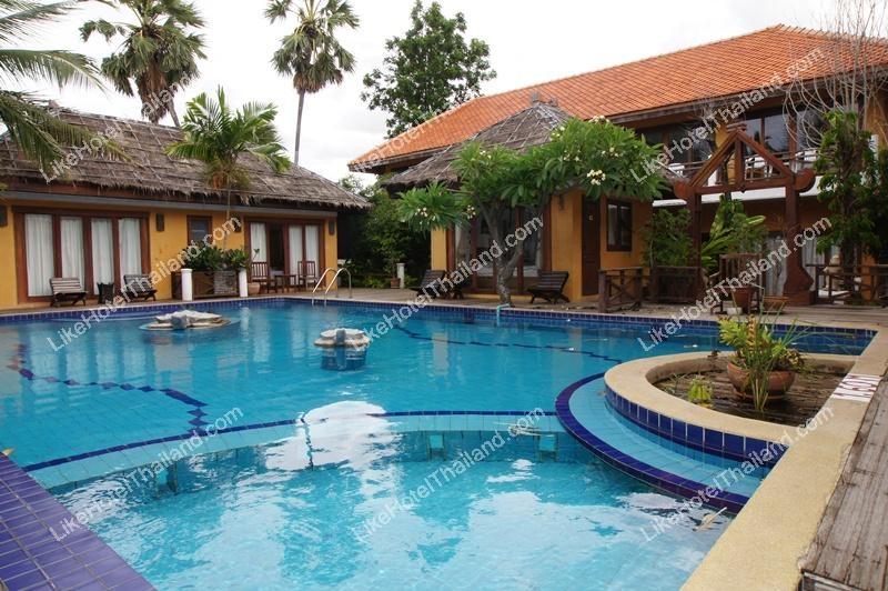 โรงแรม บ้านปราณ รีสอร์ท ปราณบุรี