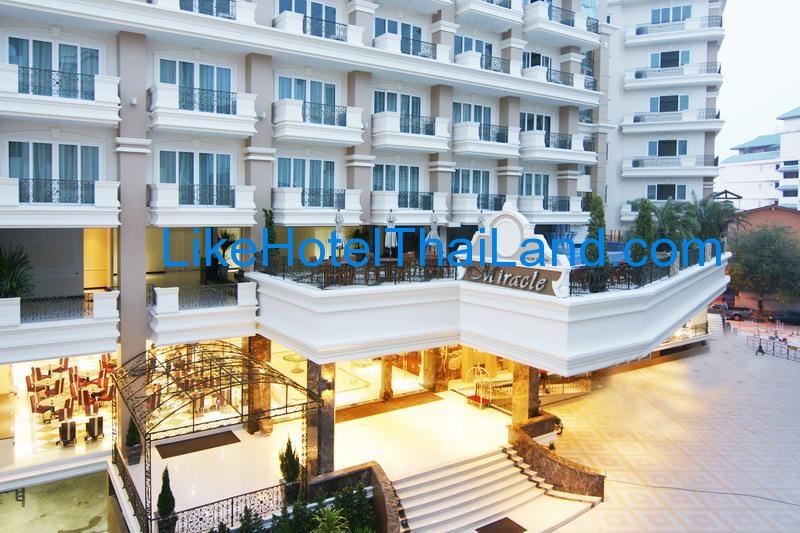 โรงแรม มิราเคิล สวีท พัทยาใต้ ชลบุรี