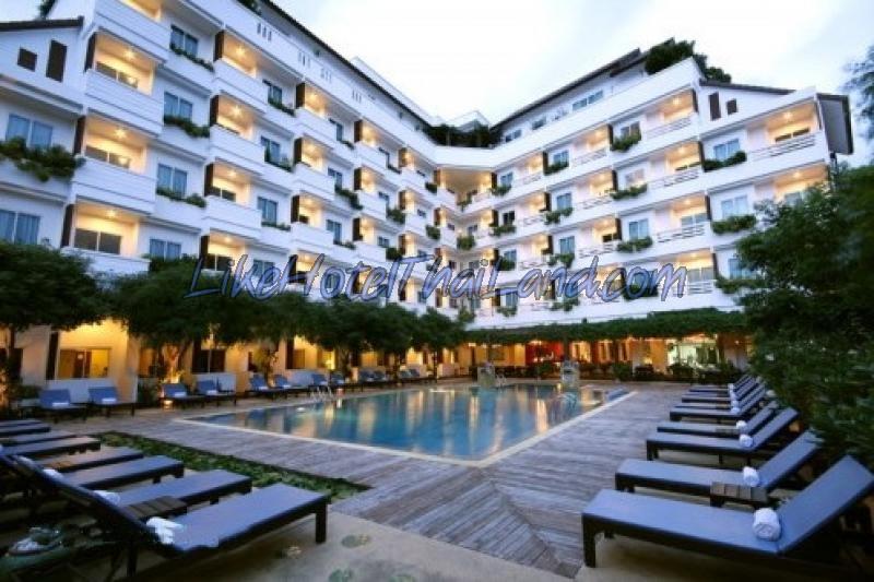 โรงแรม ฮิลล์ เฟรสโก พัทยา (ซี ออร์คิด)