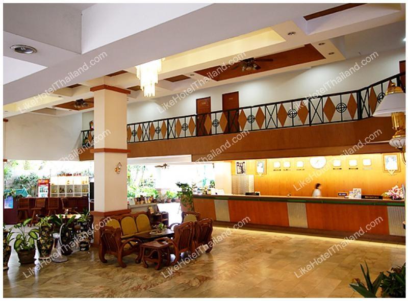 โรงแรม ไมค์ บีช รีสอร์ท พัทยา
