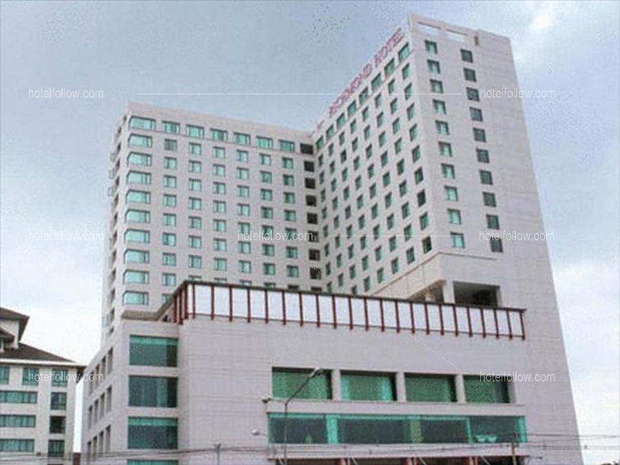 โรงแรม ริชมอนด์ นนทบุรี