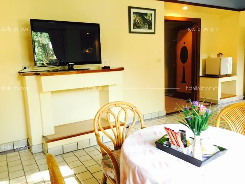 รูปของโรงแรม โรงแรม ผึ้งหวาน รีสอร์ท แอนด์ สปา แควใหญ่ กาญจนบุรี