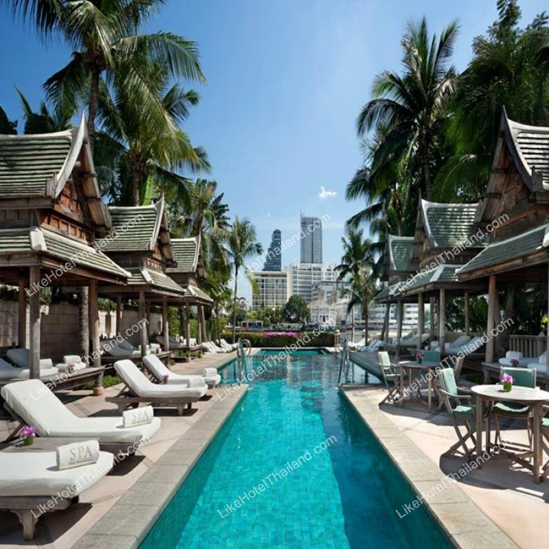 รูปของโรงแรม โรงแรมเพนนินซูล่า กรุงเทพ