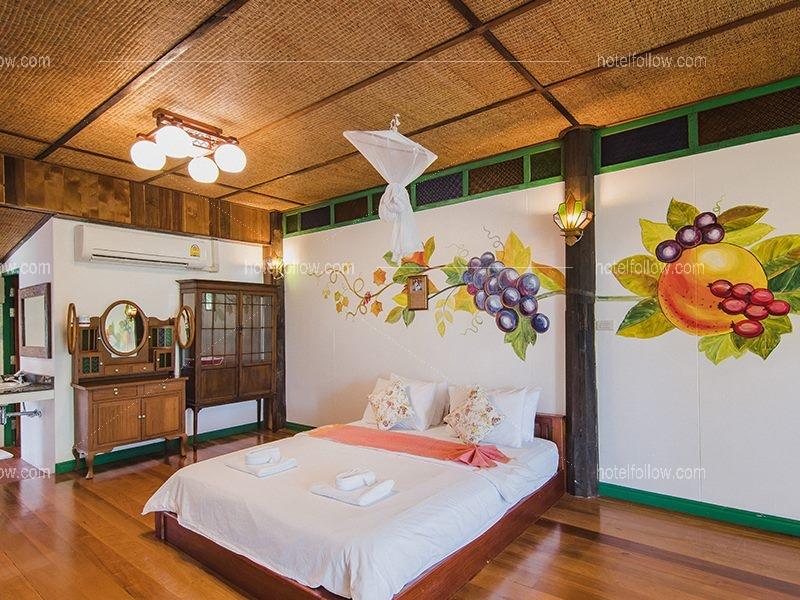 ห้องอิ่มสุขเคียงทะเล beach zone