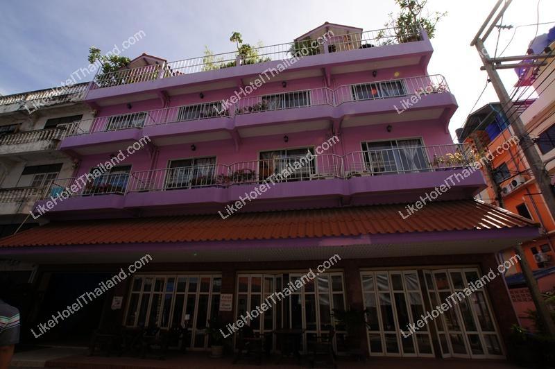 รูปของโรงแรม โรงแรม นอร์ทบีช ชะอำ