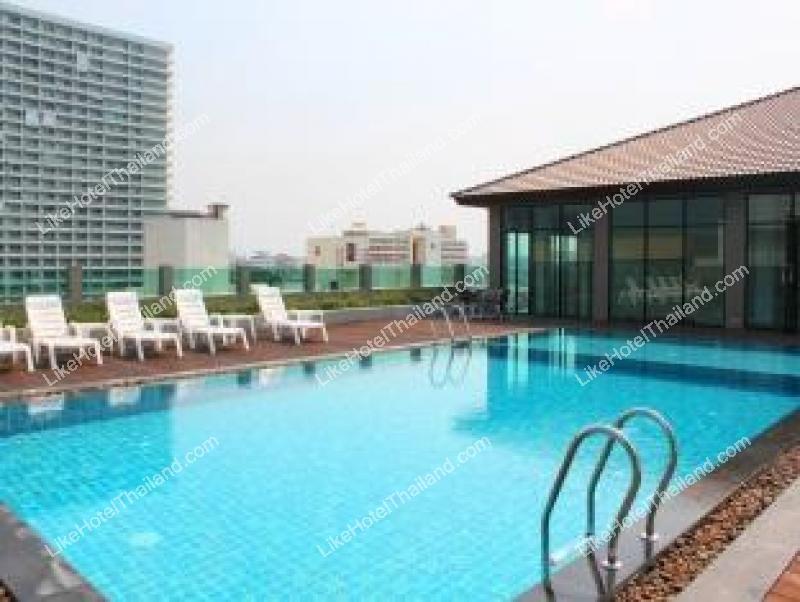 รูปของโรงแรม โรงแรม เดอะสเตย์ โฮเต็ล ใกล้ชายหาดพัทยาใต้