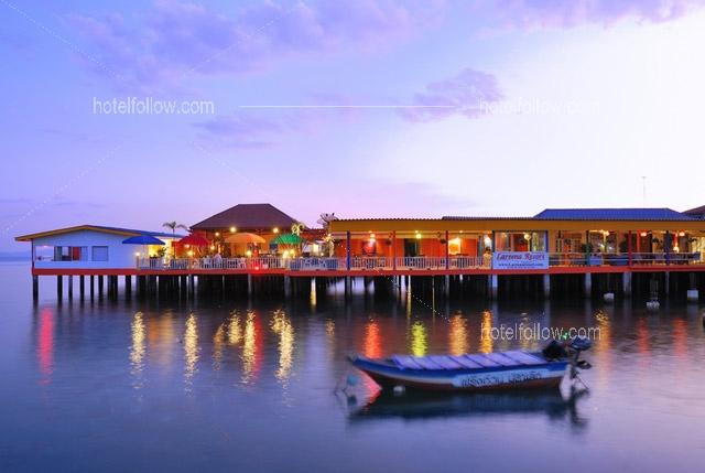 โรงแรม ลารีน่า รีสอร์ท เกาะล้าน พัทยา
