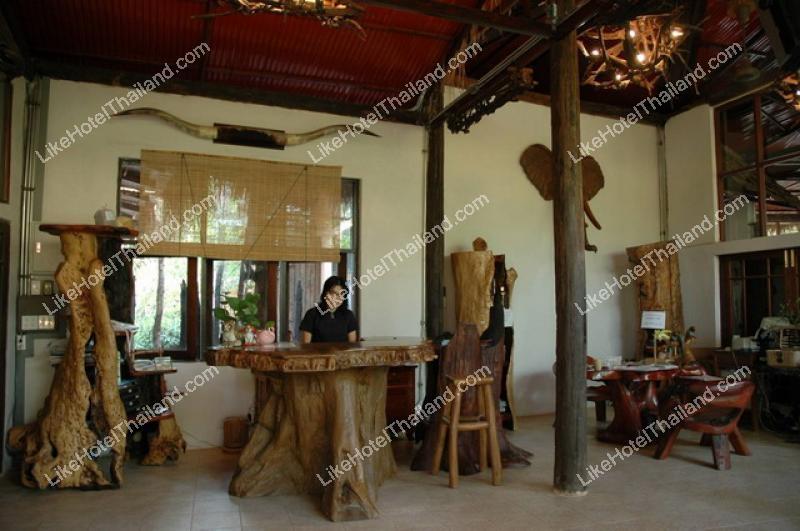 โรงแรม คุ้มป่าธรรมชาติ หม่อมไฉไล กาญจนบุรี