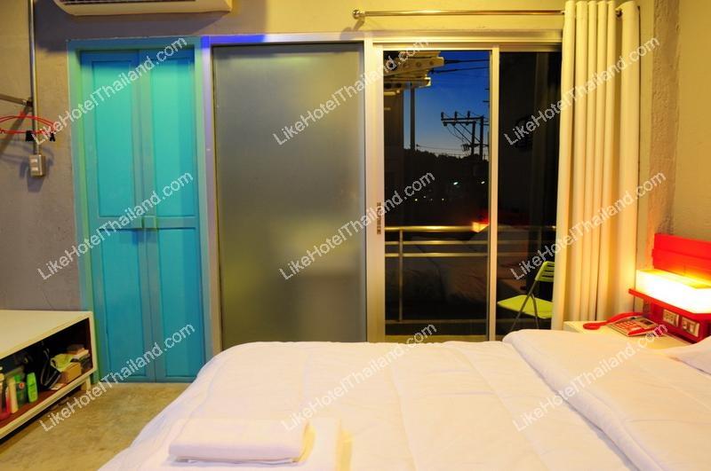 รูปของโรงแรม โรงแรม ดิ อ็อดดี้ ฮิพ โฮเทล ป่าตอง ภูเก็ต