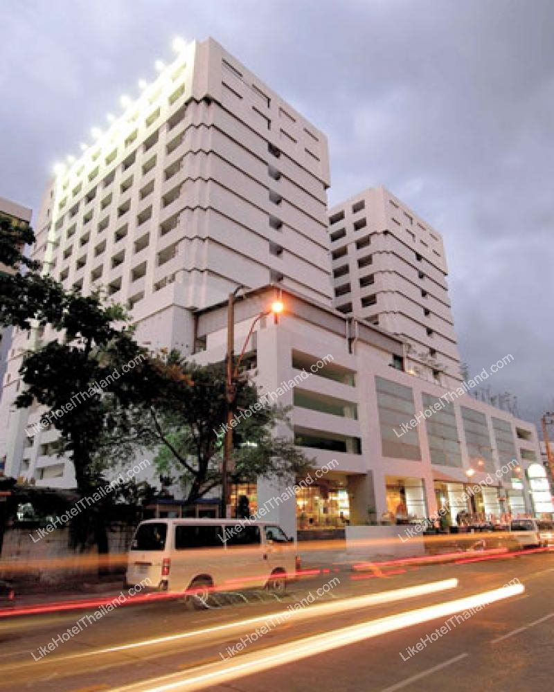 รูปของโรงแรม โรงแรม ปริ๊นซ์ตัน ดินแดง กรุงเทพ