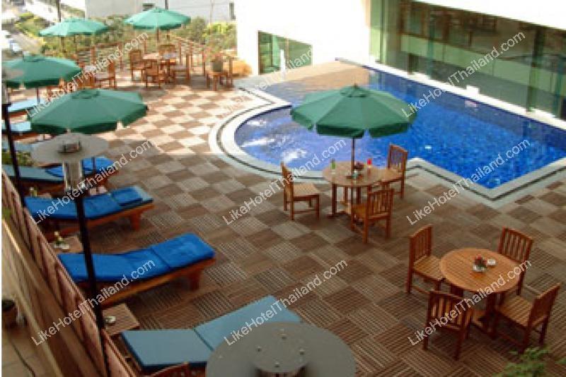 โรงแรม ปริ๊นซ์ตัน ดินแดง กรุงเทพ