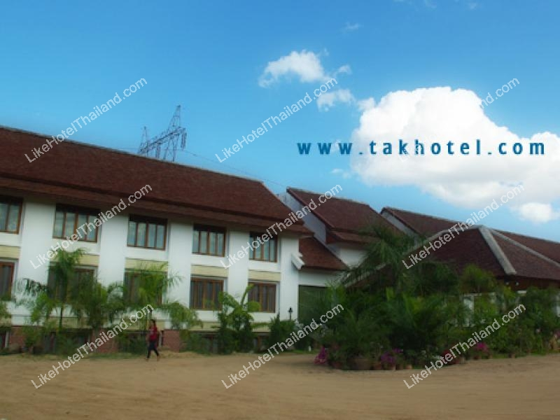 โรงแรม ตาก อันดามัน รีสอร์ท แอนด์ โอเต็ล จังหวัดตาก