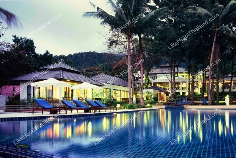 รูปของโรงแรม โรงแรม ช้างบุรี รีสอร์ท แอนด์ สปา หาดทรายขาว เกาะช้าง