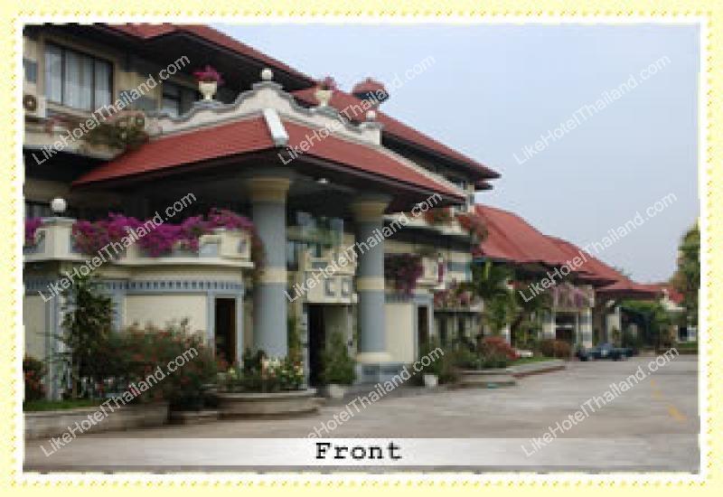 โรงแรม ผาตาด วัลเล่ย์ ฮอต สปริง ทองผาภูมิ กาญจนบุรี