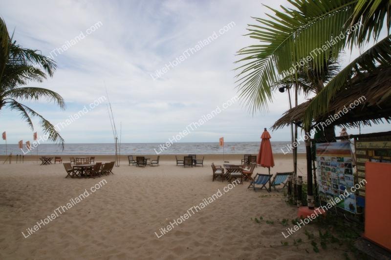 โรงแรม วาฏิกา รีโซวิลลา กุยบุรี หาดกุยบุรี
