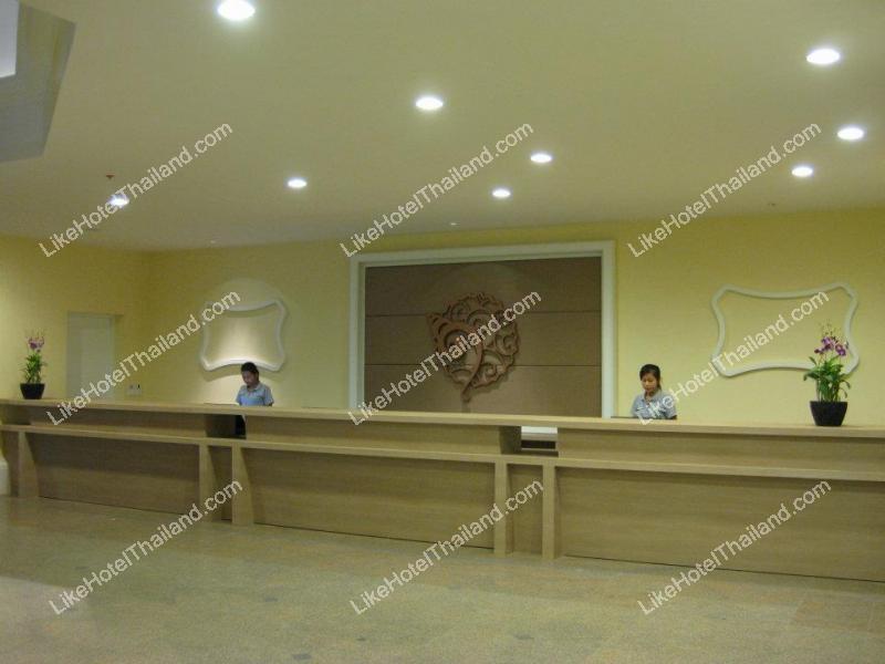 รูปของโรงแรม โรงแรม อันดามัน เอมเบรส รีสอร์ท แอนด์ สปา