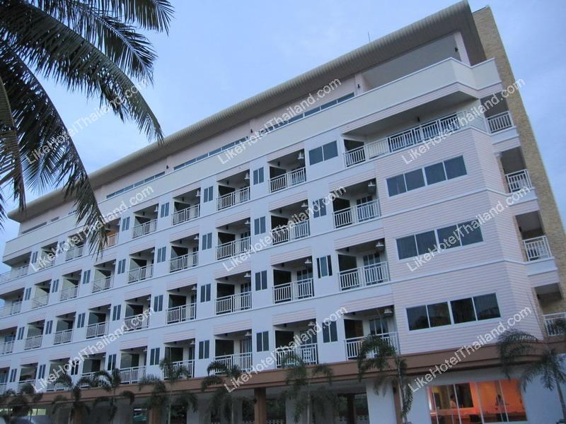 โรงแรม นานาชาติบางแสน พัทยา ชลบุรี