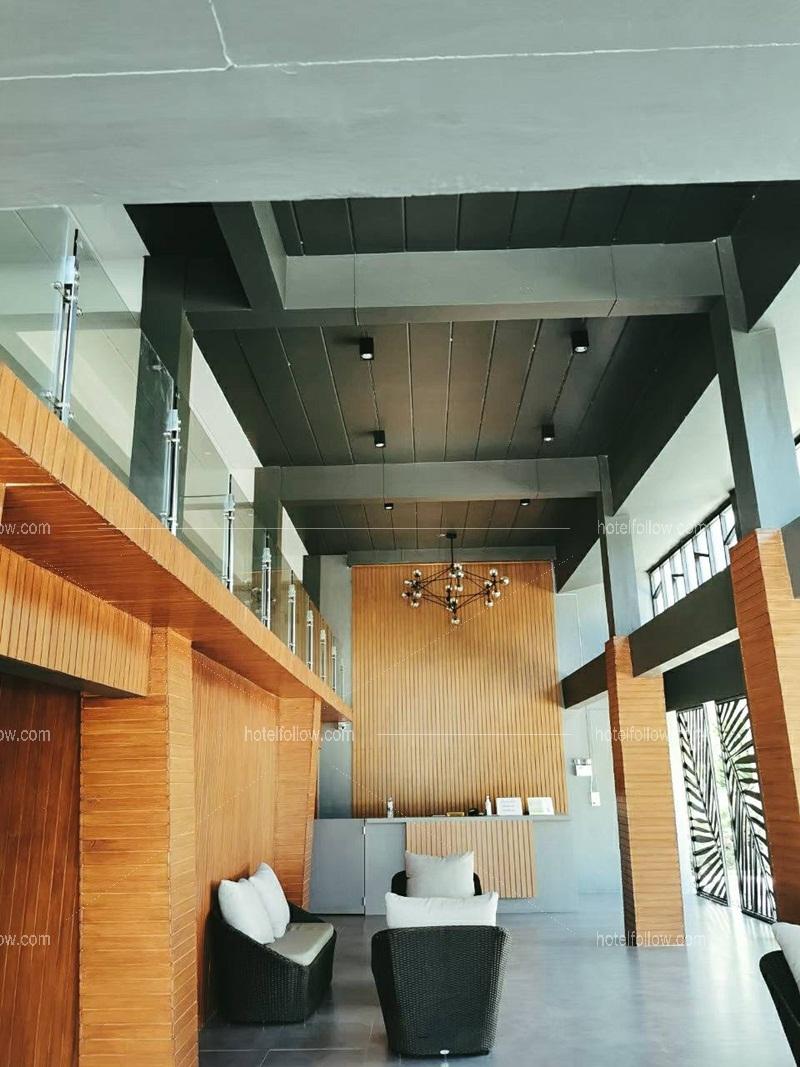 รูปของโรงแรม โรงแรม โคโค่ พีโน่ บ้านกรูด รีสอร์ท บางสะพาน ประจวบคีรีขันธ์ (ชื่อเดิม บ้านพักนานาชาติบ้านกรูด)