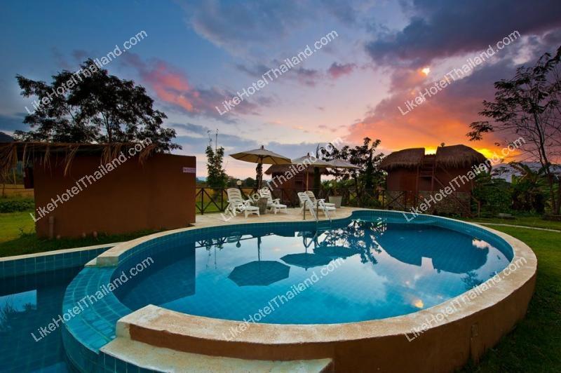 รูปของโรงแรม โรงแรม เดอะ คันทรีไซด์ รีสอร์ท ปาย แม่ฮ่องสอน