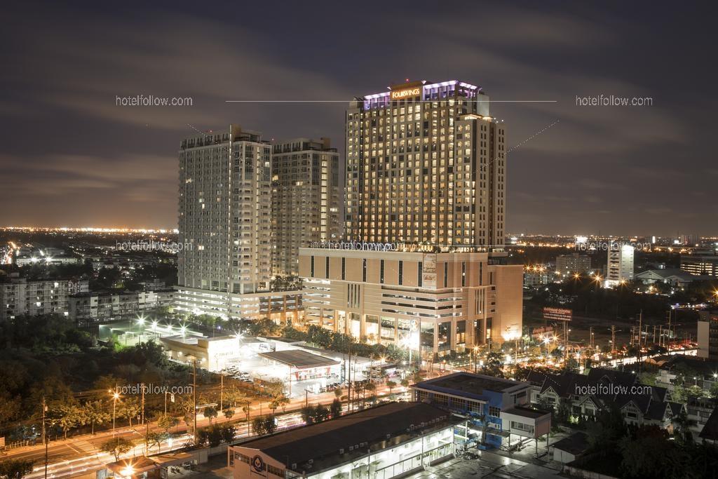 โรงแรม เดอะแกรนด์ โฟร์วิงส์ คอนเวนชั่น