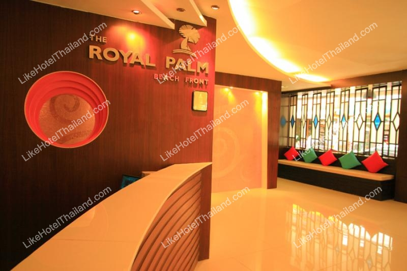 รูปของโรงแรม โรงแรม เดอะ รอยัล ปาล์ม บีช ฟร้อนท์ ภูเก็ต